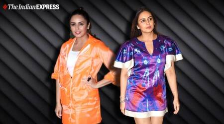 Huma Qureshi, Huma Qureshi fashion, Huma Qureshi miss fashion, Huma Qureshi movies, Huma Qureshi bollywood pictures, indian express news