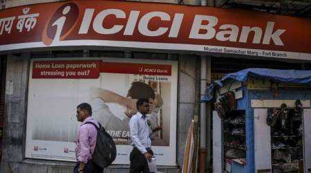 icici bank, icici bank q4 report, icici bank q4 profit, covid-19, icici bank covid-19, indian banking sector, coronavirus india news, indian express news