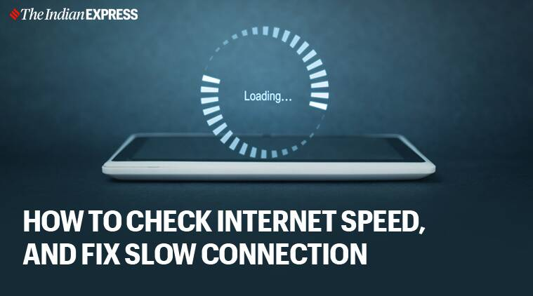 Internet speed slowing how to check internet problem fix
