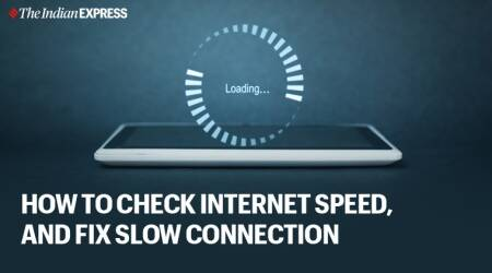 Internet speed slowing down? How to check for problem and fix it