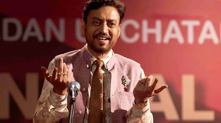 irrfan khan on his health