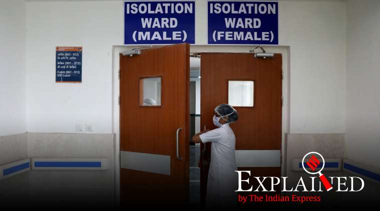 Explained: What does it take to set up isolation wards?