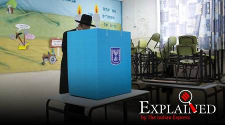 Israel elections, elections in Israel, Israel third elections, third time elections in Israel, Benjamin Netanyahu, Israel Prime Minister, Indian Express