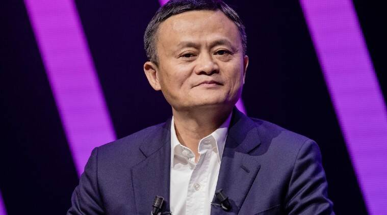 Alibaba's Jack Ma quits board of Japan's struggling SoftBank