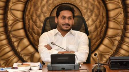 Andhra Pradesh government, Jagan Mohan Reddy, Andhra Cm Company, Andhra govt restores mining lease, India news, Indian express