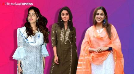 Sara Ali Khan to Kareena Kapoor Khan: Every time celebs gave us fashion goals in simple kurti sets