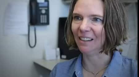 Jennifer Haller, who is Jennifer Haller, clinical trial, coronavirus vaccine, coronavirus pandemic, indianexpress.com, indianexptress, life positive, Jennifer Haller news, coronaviris vaccine,