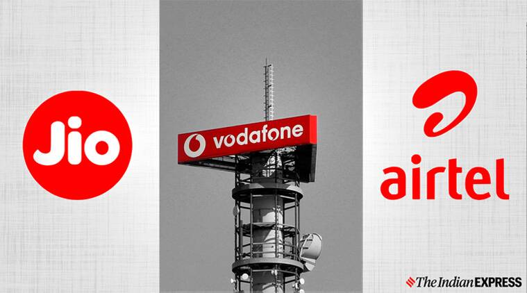 Reliance Jio, Bharti Airtel, Vodafone Idea, international prepaid packs, IR pack, international roaming recharge