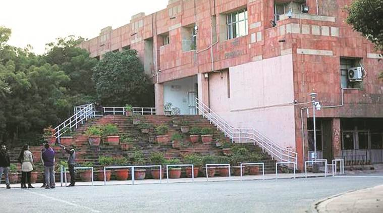 JNU, Delhi university, foreign students, coronavirus, coronavirus outbreak, coronavirus cases in india, coronavirus positive cases in india, new delhi news, coronavirus news, indian express news