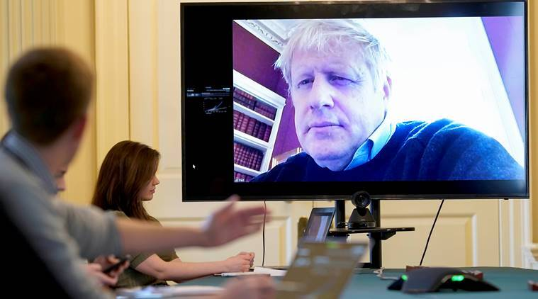 Boris Johnson moved to intensive care as coronavirus symptoms worsen, foreign minister deputized