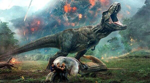 Jurassic World Dominion delayed