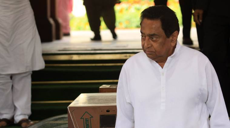 Why only liquor stores, allow religious places to open: Kamal Nath to MP govt