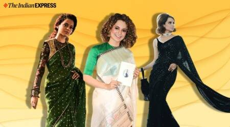 No one else nails saris like Kangana Ranaut; here's proof