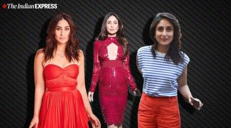 Kareena Kapoor Khan in red: A love story