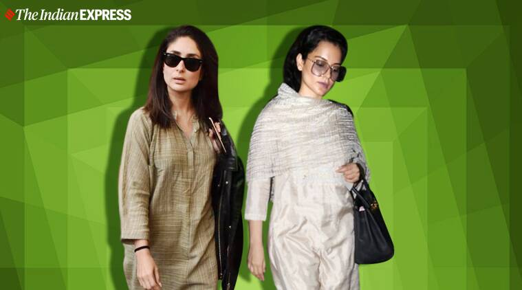 From Kareena to Kangana, check out our favourite ethnic looks at the airport