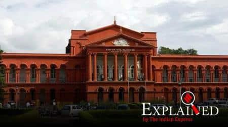 Karnataka High Court, Karnataka sedition case, Karnataka youths sedition case, Kashmir youths sedition case Karnataka, Karnataka Bar Association, Express Explained, Indian Express