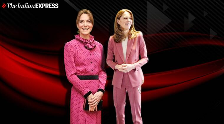 Kate Middleton, Kate Middleton and Prince William, Kate Middleton fashion, Kate Middleton photos, Kate Middleton style, england coronavirus, covid 19 outbreak, indian express news