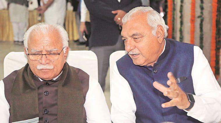 Bhupinder Singh Hooda, haryana crop procurement, haryana wheat procurement, crop procurement, haryana farmers, manohar lal khattar