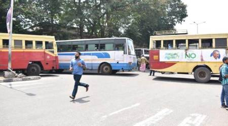 Kerala: KSRTC flash strike withdrawn after 5 hours, thousands stranded in Thiruvananthapuram