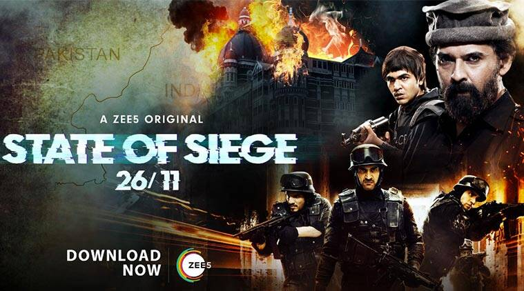 This show has to be on the top of your watch list; ZEE5's STATE OF SIEGE: 26/11 – A Gripping story, well told!
