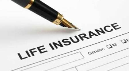 Life insurance, coronavirus lockdown, fall in premium income, Economy news, Indian express news