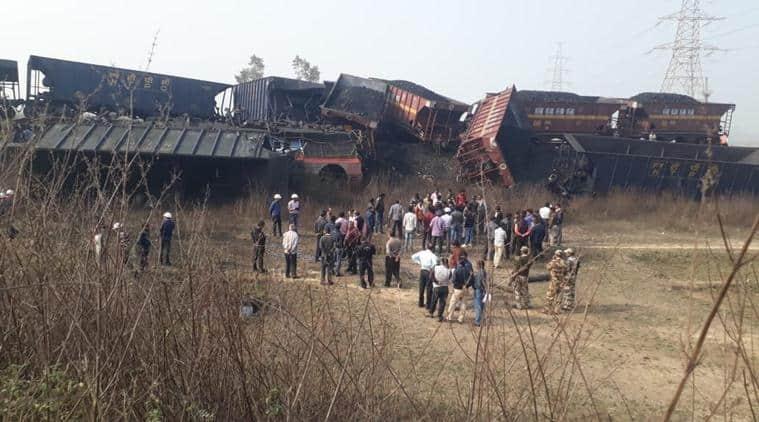 Singrauli train accident, Madhya Pradesh train accident, train accident Singrauli, train accident Madhya Pradesh, India news, Indian Express
