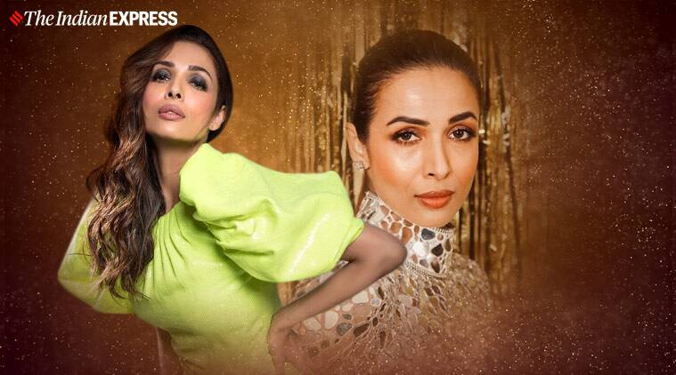 Malaika Arora is giving us reasons to amp up our makeup game; check it out here