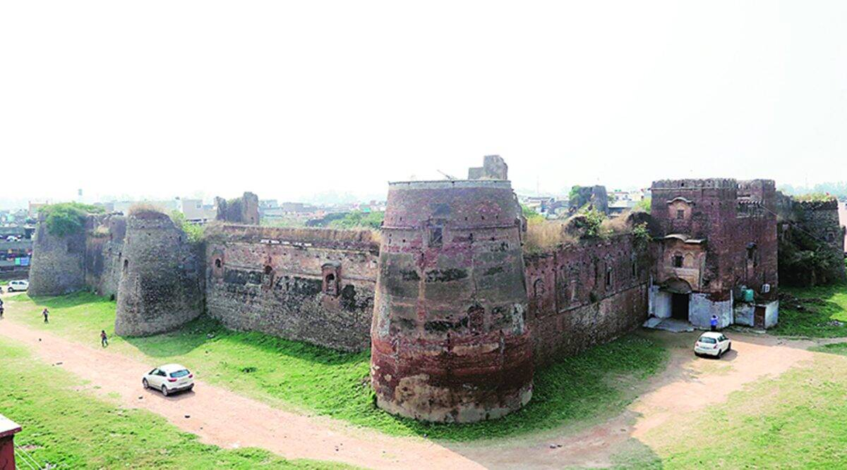 A Tale Of Fort Itude Cities News The Indian Express