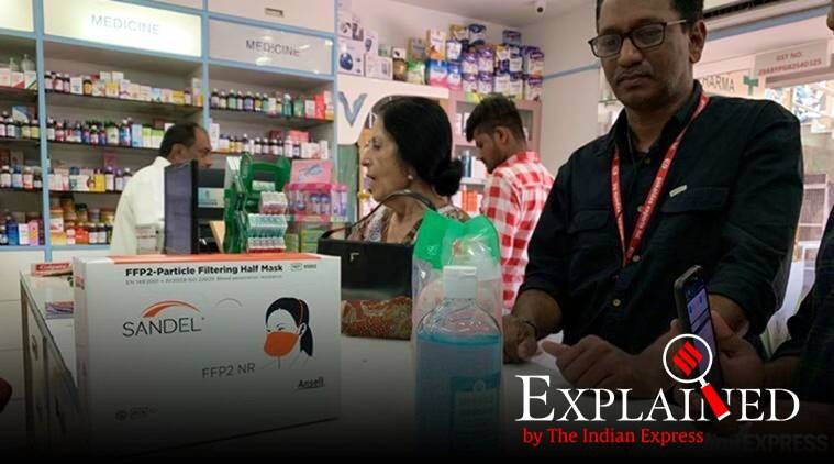Explained: What is an 'essential commodity'? Why has the govt declared masks and hand sanitisers 'essential' commodities?