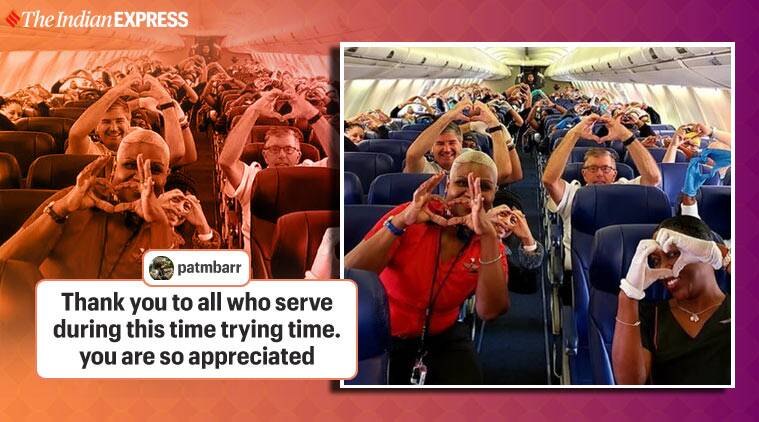 'On way to save lives': Netizens laud healthcare workers flying to New York amid coronavirus outbreak