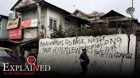 meghalaya ethic violence over citizenship amendment act