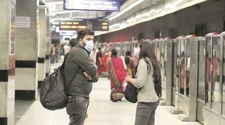 On Monday, Delhi Metro will ply for 6 hours