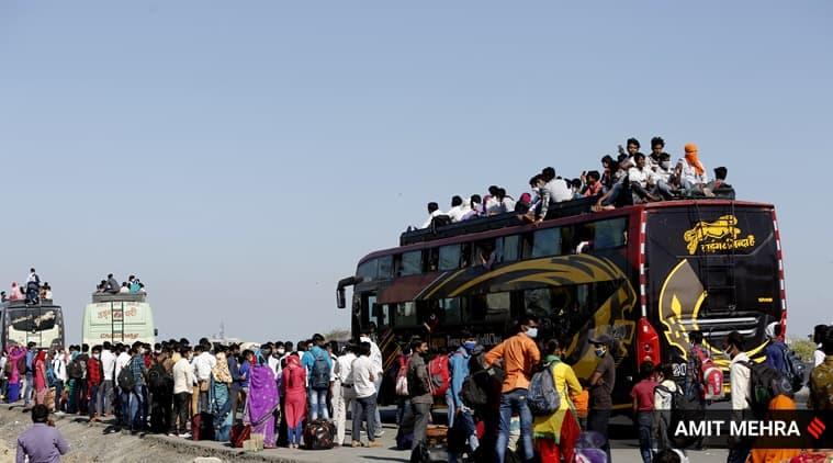 India coronavirus lockdown: Indian migrants, across India