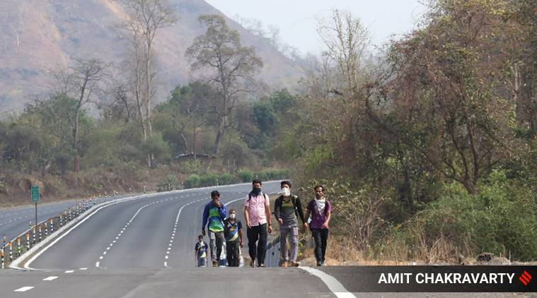 'Can't stop or monitor their movement on roads': SC rejects plea seeking relief for migrants