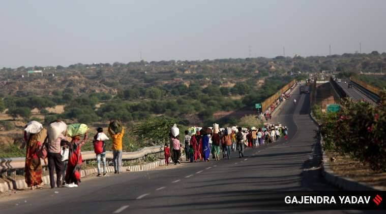 Migrant workers returning home could spread coronavirus in sub-continent: World Bank
