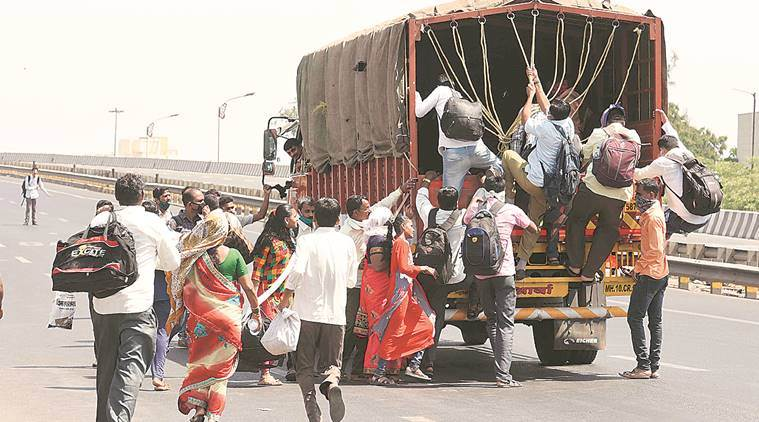 Maharashtra: 600 migrants detained near Nashik sent to quarantine