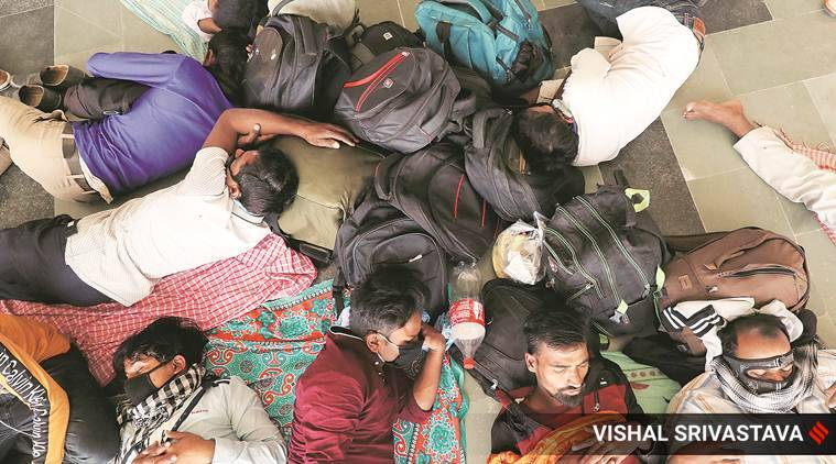 Delhi: 57 workers attempt to escape shelter home
