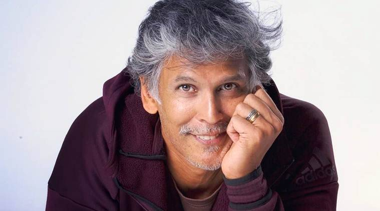 Milind Soman reacts to 'trending at 54' after he opens about time at a RSS  shakha | Entertainment News,The Indian Express