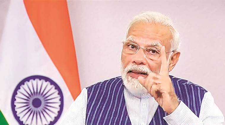 PM Modi announces relief fund to fight COVID-19, urges  people to contribute