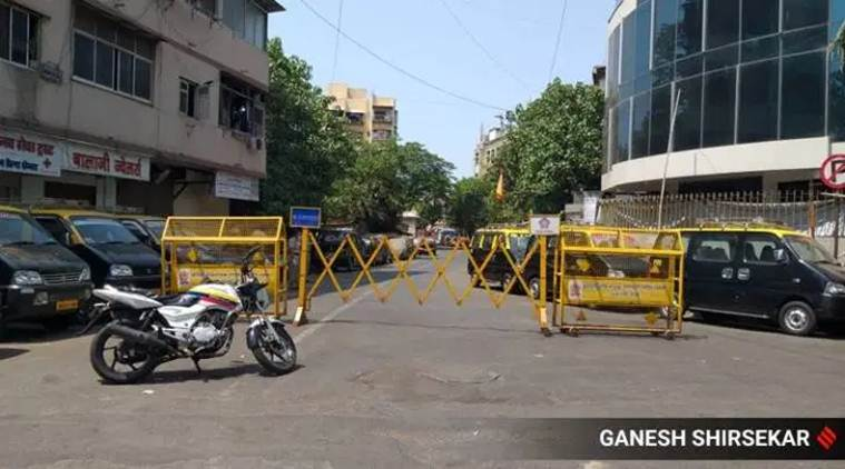 Behind barricades, Worli Koliwada residents struggle for essentials