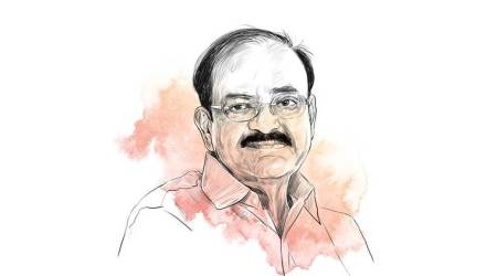 Venkaiah naidu, coronavirus, covid 19 relief package, india lockdown, indian express