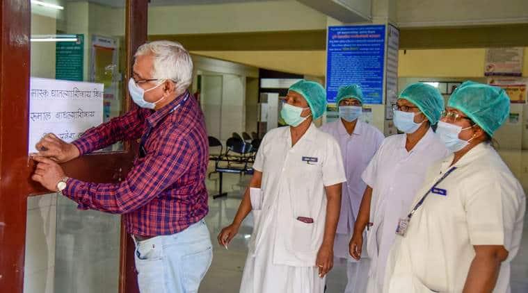 coronavirus case, pune positive case, COVID-19  death case, pune news, indian express news