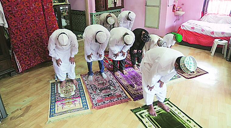 One held, dozen booked in Noida for group namaaz despite COVID-19 lockdown