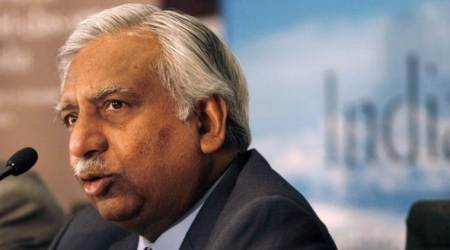naresh goyal, naresh goyal ed fema charges, naresh goyal money laundering, ed questions naresh goyal fema, Jet Airways india, naresh goyal, Indian express