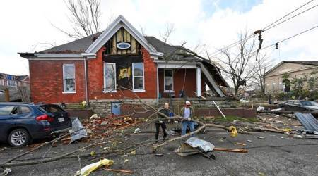 Tornadoes kill at least 25 in Tennessee on Super Tuesday, crews search for missing