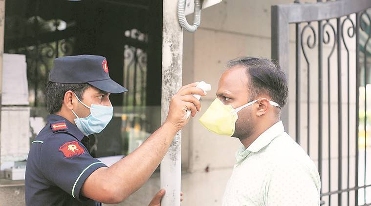 UP: 11 cases in 24 hours; officials in Noida on toes
