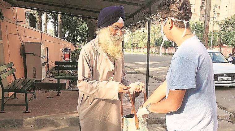 Chandigarh: Elderly run out of stocks — and patience…