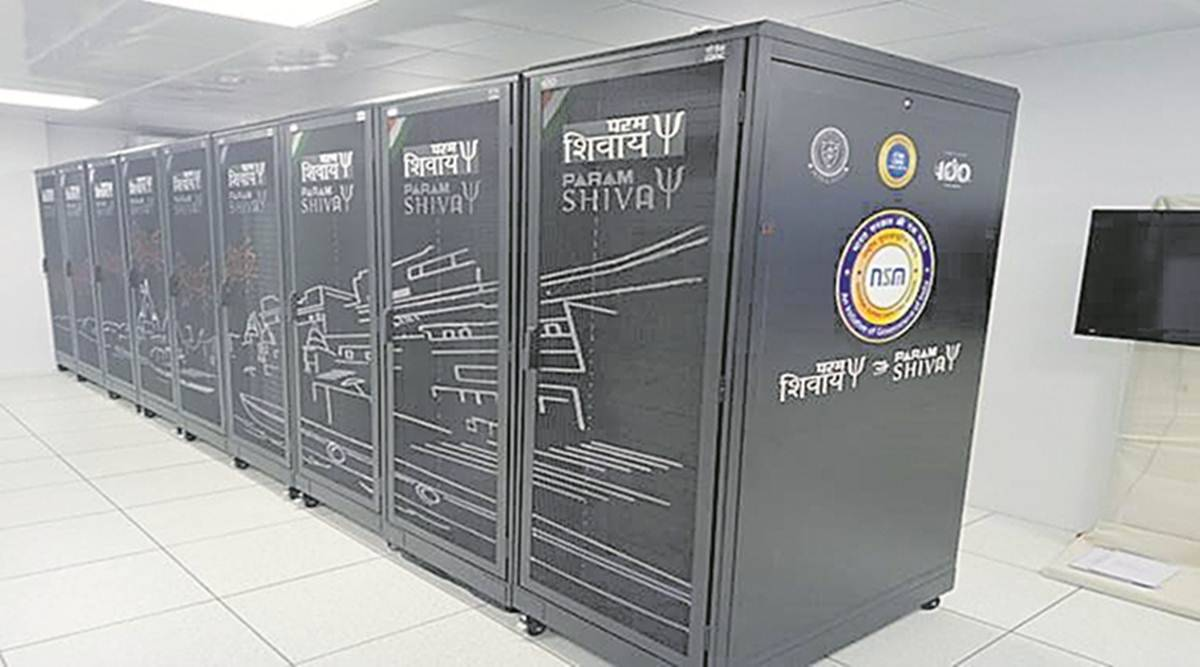 In four years of a national mission, total supercomputers built ...
