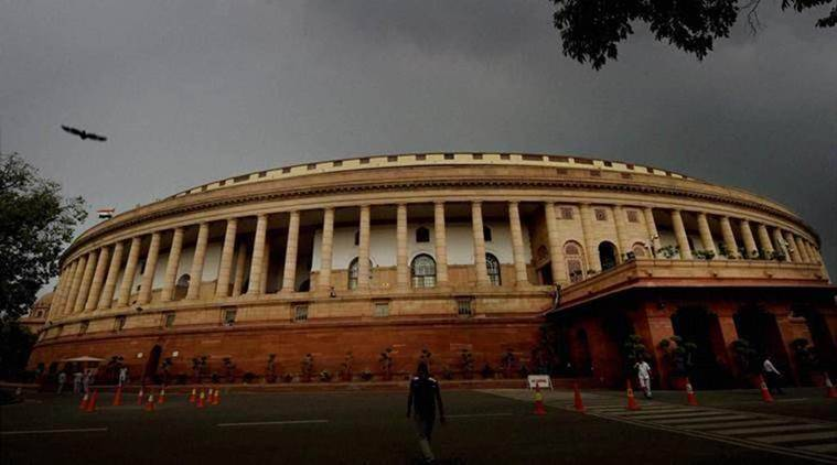 parliament, parliament news, Ruckus in Rajya Sabha, BJP MP's Shaheen Bagh remark, Shaheen Bagh, GVL Narasimha Rao Shaheen Bagh comment