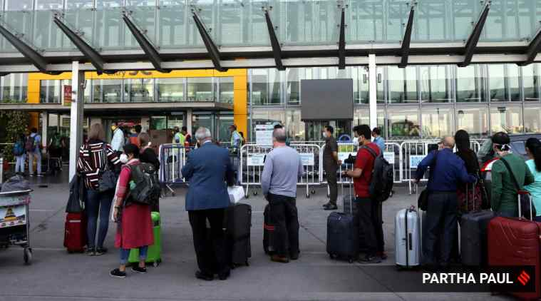 New norms for quarantined foreigners, Indians issued